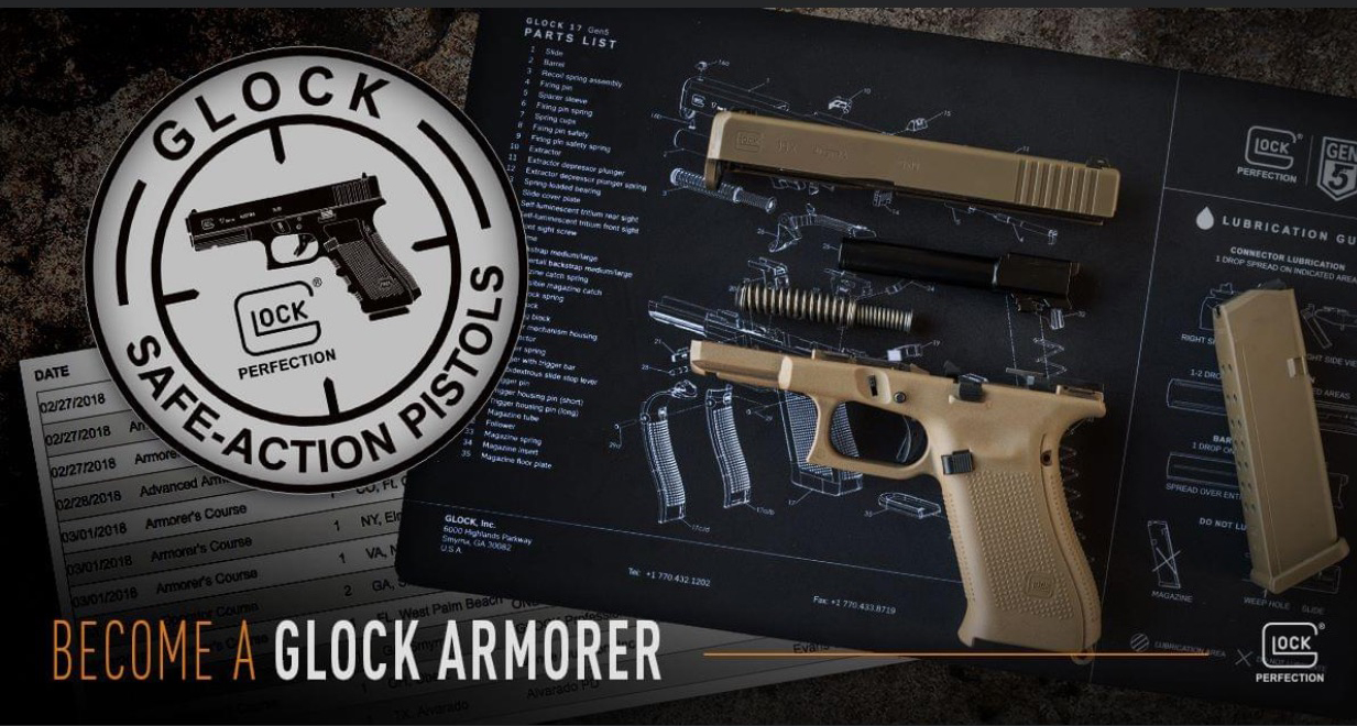 Become a GLOCK Armorer