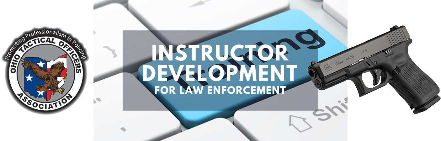 Instructor development banner Pistol