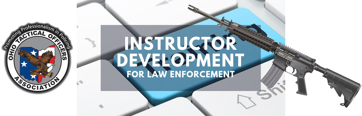 Instructor development banner Rifle