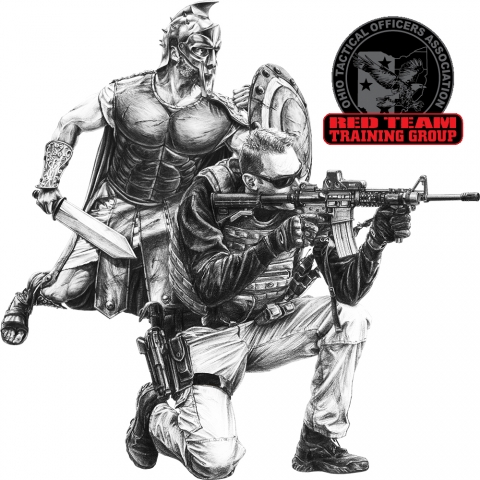 OTOA Red Team Shooter and Gladiator