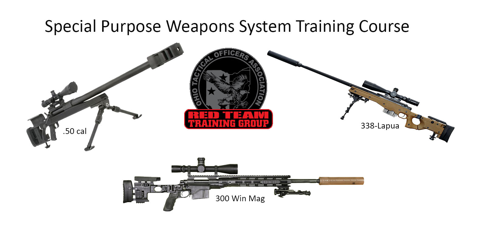 Speacial Weapons Course